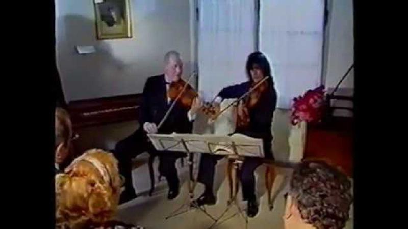 Mozart Duo for Violin Viola in G major Rondo KV 423 Yuri Bashmet and Oleg Kagan