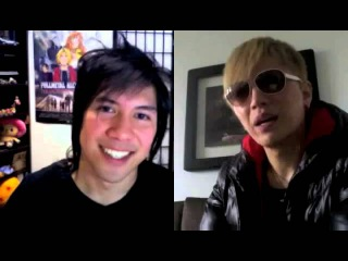 Friends of FUNi-Interview with Gackt on Dragon Age-Dawn of the Seeker and more[RUS SUB]