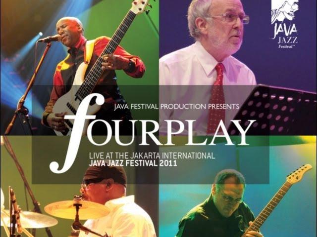 Fourplay Bali Run Live at Java Jazz Festival 2011