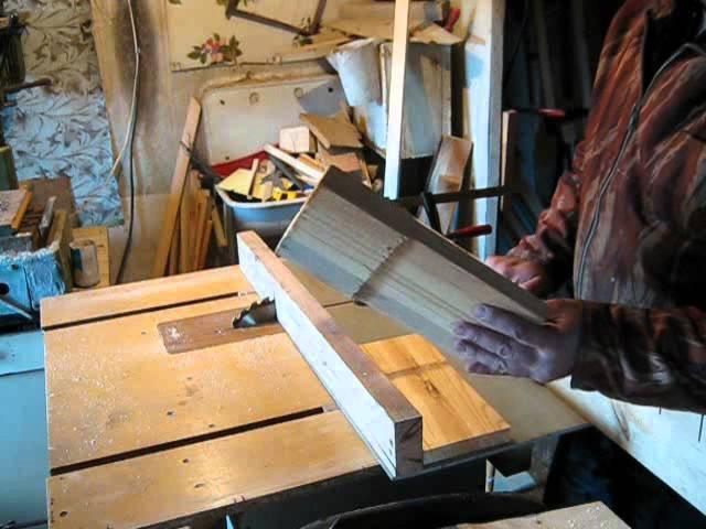 Боковушки рамок изготовление