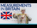 British measurements pints feet Celsius and more