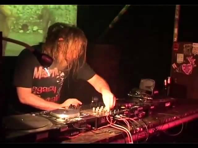 Venetian Snares Live Breakcore