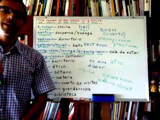 CURSO DE INGLES - Lecciones 131 - 138