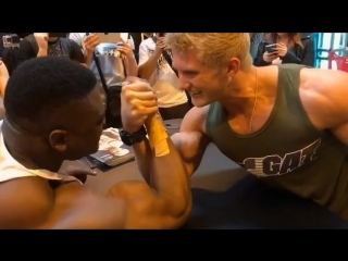 Huge shoutout to my bro Blessing for making this epic arm wrestle happen! Dude, youre an absolute legend. Thank you