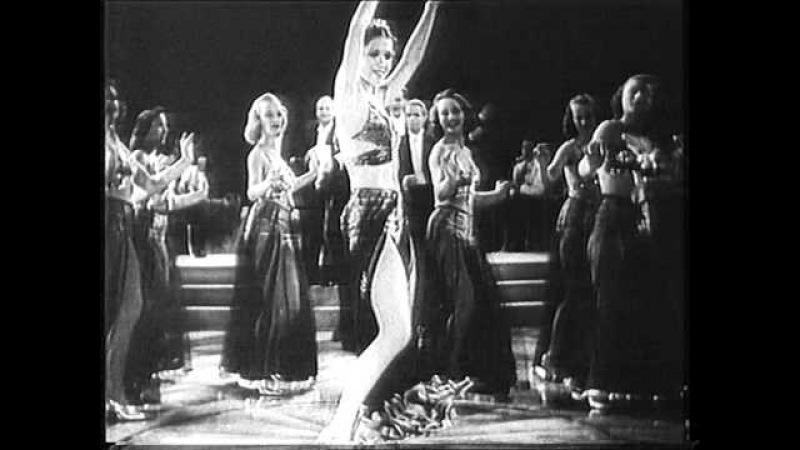 Elfie Mayerhofer Tanzgirls : Ich möchte reich sein (Szene aus Das himmelblaue Abendkleid 1940)