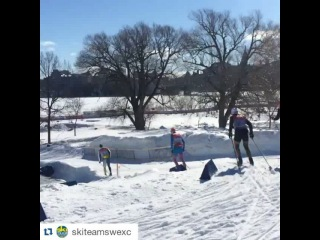 xc-skiing news on Instagram: 1 1/2 hours until sprint qualification!  #xcski #fiscrosscountry #xcskiing #xcs #tourdecanada #skitourcanada #crosscountryskiing  #Repost