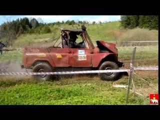 Off-roading Extreme 4x4  Оханский ухаб 2016 Сухоложская колужина.