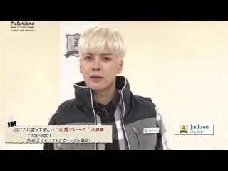 160511 nhk e-tele 'уроки корейского' 5 эпизод (отрывок)