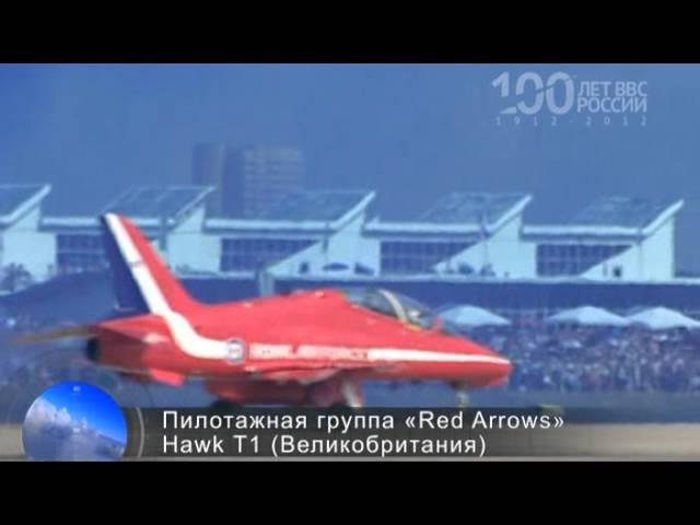 Крылья России - Общее небо. 100 лет ВВС России