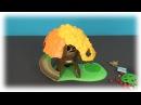 YooHoo y amigos en español. Abrimos caja Jardin Conjunto de los dibujos animados YooHoo y amigos