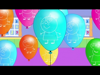 Свинка Пеппа - Супергерои, Энгри Бёрдз. Киндер Сюрприз. Все серии. Peppa Pig. Kinder Surprise.