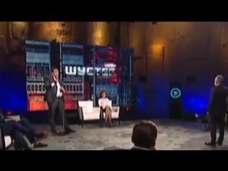 "Скандал на ""Шустер-лайф"" Червоненко схлестнулся с Саакашвили!"