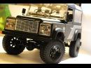 Defender часть 3 Покраска кузова модели RC4WD Gelande II rc car