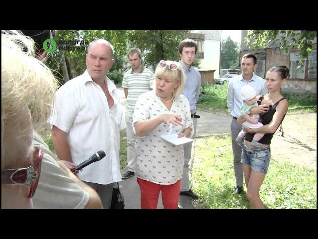 Добиться ответов от управляющей компании помогли активисты «ЖилКомНадзора» на Московской, 20