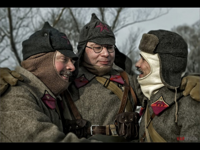 Three comrades ARMA3 ПТРК