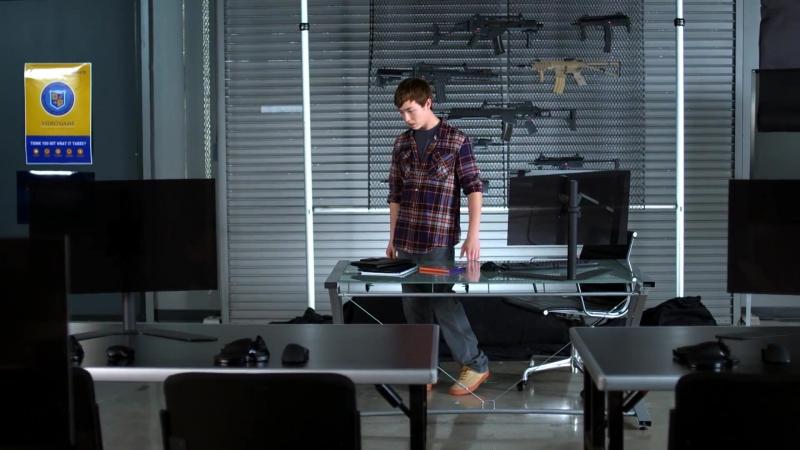 Высшая Школа Видеоигр 1x07 Video Game High School VGHS