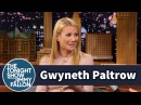 Gwyneth Paltrow Left a Note Whenever She Snuck Out