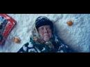Бабка на лыжах (Фрагмент из фильма Ёлки 3)