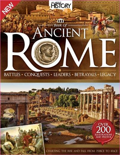 Book of Ancient Rome Volume 1 Revised Edition