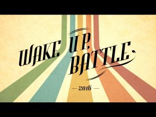 Stockos | Judges Demo | Wake Up Battle 2016 | FSTV