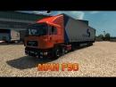 Euro Truck Simulator 2 - MAN F90