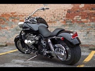 Boss Hoss V8 Motorcycles at Biketoberfest