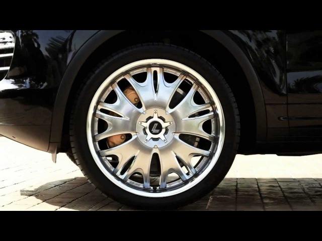 Диски LENSO Present Grande 9 Porsche Cayenne