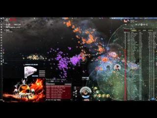 SOLAR, RA, DRF, BL, TRI  vs. GemiCo, PL, NC, GE+TT (Battle in  I6-SYN )