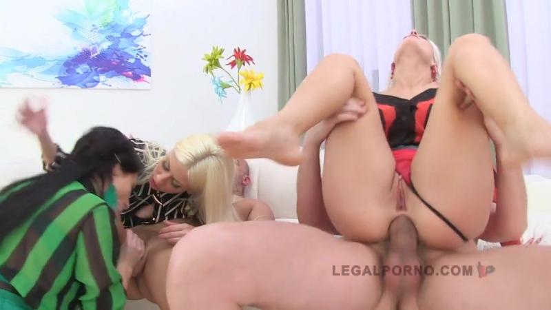 Jessie Volt, Blanche Bradburry и Sandra All Sex Porno Teen