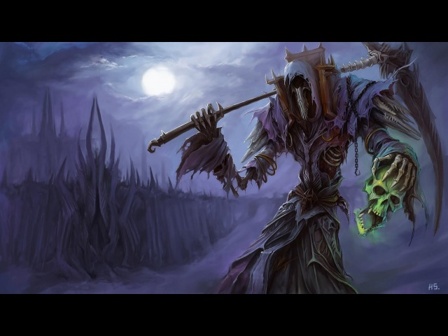История мира Warcraft Верховный аптекарь Гнилесс
