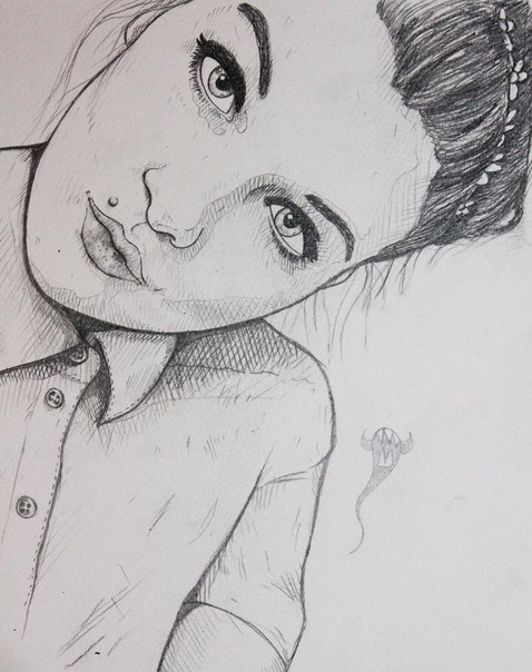 drawing ideas for teens - 500×631