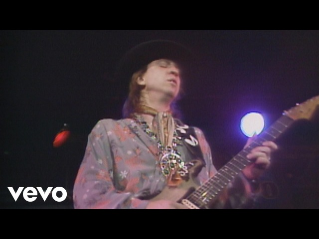 Stevie Ray Vaughan So Excited from Live at the El Mocambo