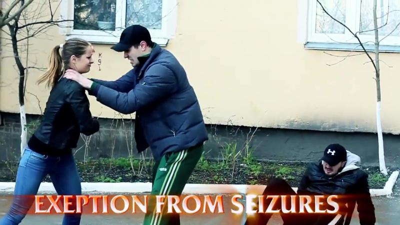 Dmitriy Melenevskiy Self Defense Pro