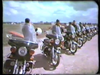 метод обучения вождения мотоцикла в СССР очень познавательно