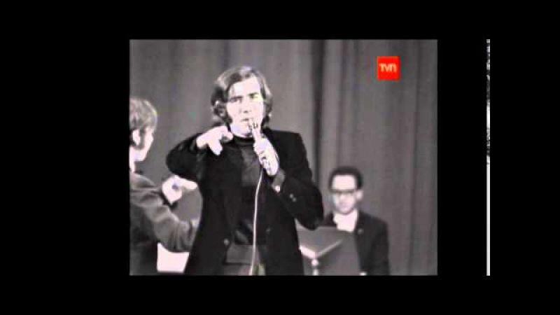 Joan Manuel Serrat Parábola Chile 1969