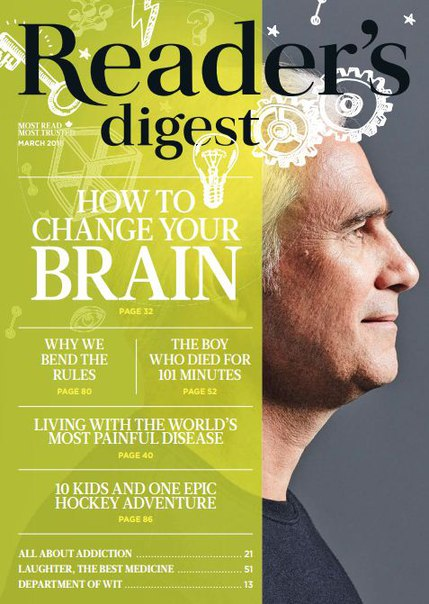 Reader s Digest Canada - March 2016