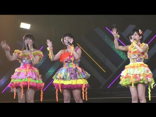 NMB48 Miyuki Watanabe Graduate Concert (NicoNico 160703). Часть 1.