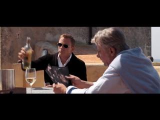 Джеймс Бонд, Агент 007 Квант милосердия  Квант утешения (2008) супер фильм