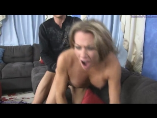 Allura Skye Jealous Son Makes Her His Whore Milf Mature  Big Tits Old young порно секс анал изнасилование жесткое #porno # порно