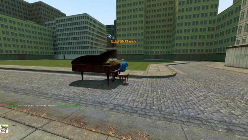 Test piano madskillz