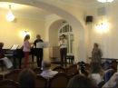 Elisabeth Vidal le chant de maître la classe. Singing masterclass. Vocal master class.