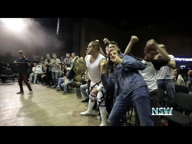 NSW: Anton Deryabin vs Agnar