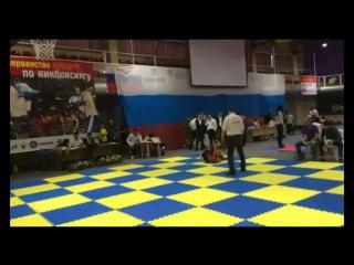 Ракитин-финал турнира Черные ножи  2016