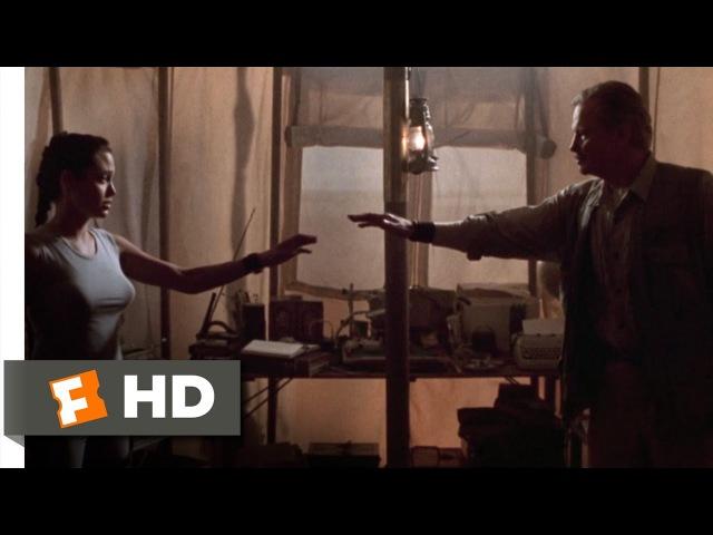 Lara Croft Tomb Raider (89) Movie CLIP - Father Daughter Reunion (2001) HD