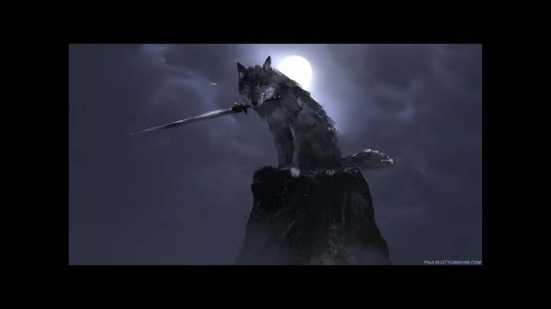Death Sif the Great Grey Wolf Dark Souls: Prepare to Die Edition