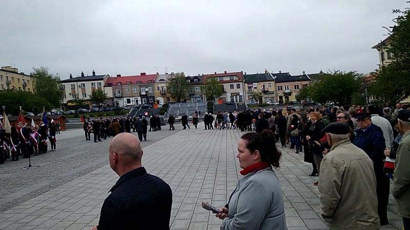День Конституции в Польше Ostrowiec Świętokrzyski