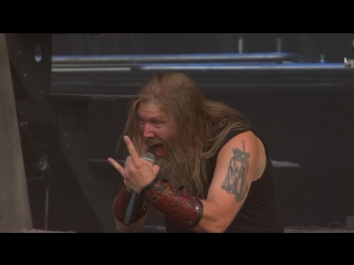 Amon amarth deceiver of the gods (live at wacken open air 2014) ()