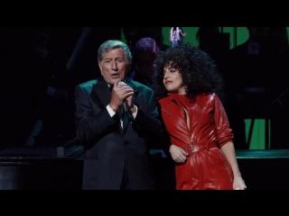 Tony Bennett and Lady Gaga - Cheek to Cheek LIVE!