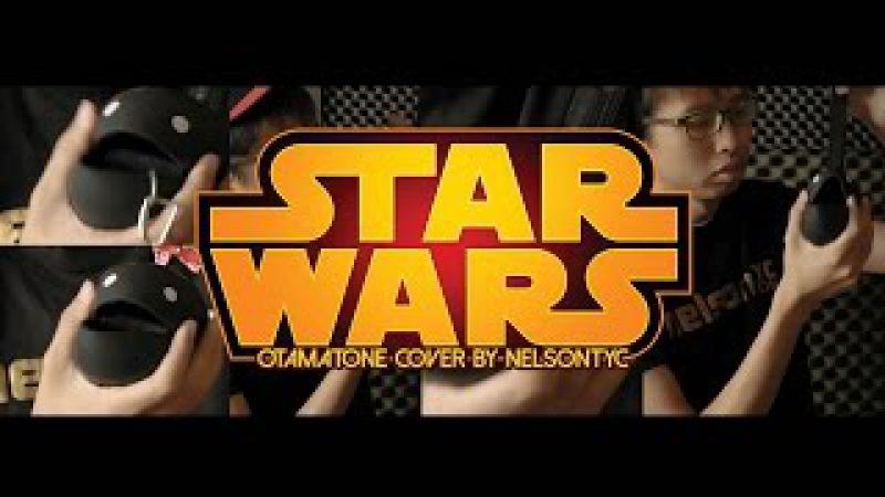 Star Wars Theme Otamatone Cover by NELSONTYC