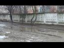 Жителі Даньшина щодня приймають «грязьові ванни» по дорозі додому